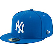 New Era Men's New York Yankees 59Fifty Basic Royal Fitted Hat