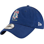 "New Era Men's Philadelphia 76ers 9Twenty ""Phila Unite"" Royal Adjustable Hat"
