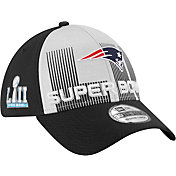 New Era Men's Super Bowl LII Participation New England Patriots 39Thirty Stretch Fit Hat