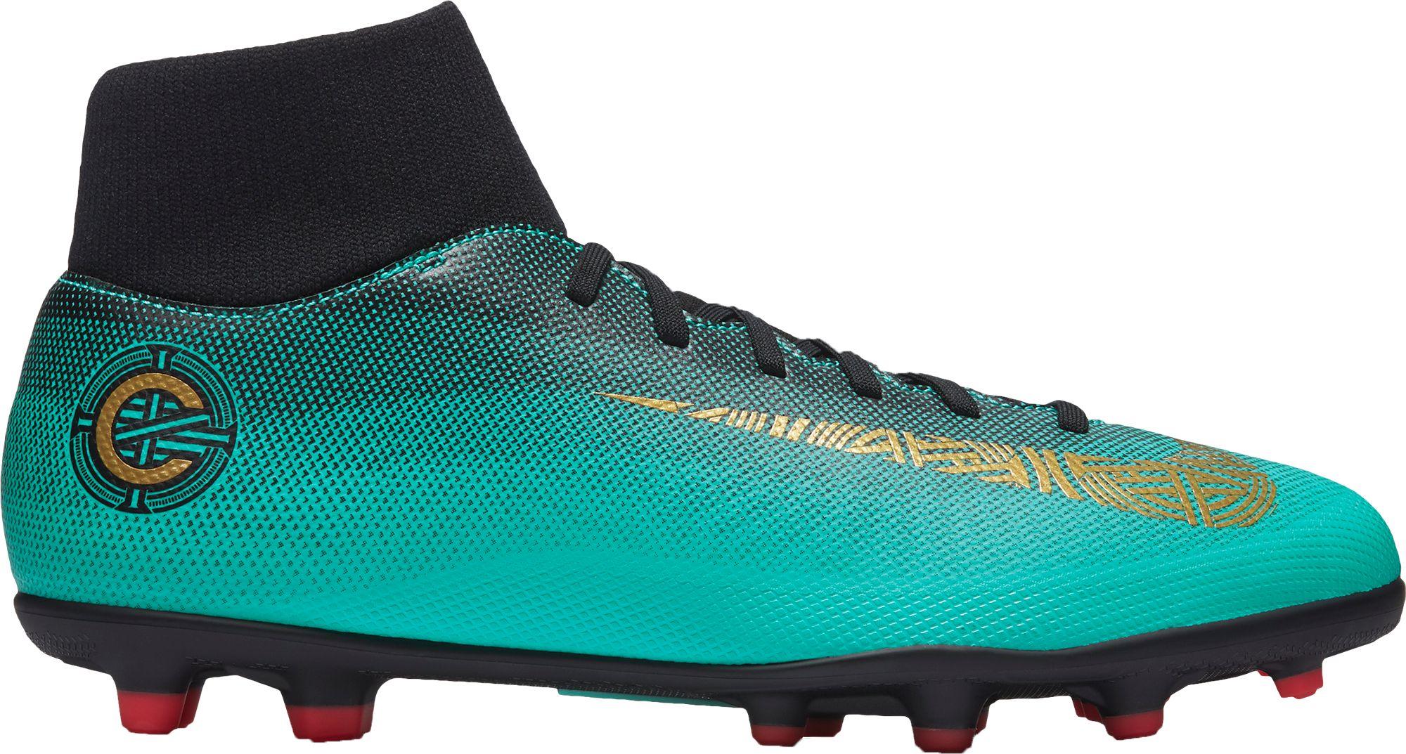 sale retailer efa92 863c0 Nike Mercurial Superfly 6 Club CR7 MG Soccer Cleats