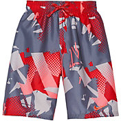 Nike Boys' Drift Graffiti Breaker Swim Trunks