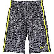 Nike Boy's Rush Replay Diverge Swim Trunks