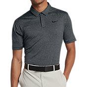 Nike Men's Control Stripe Dry Golf Polo