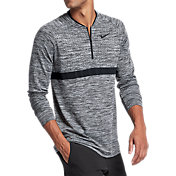 Nike Men's Seamless Dry ½ Zip Golf Pullover