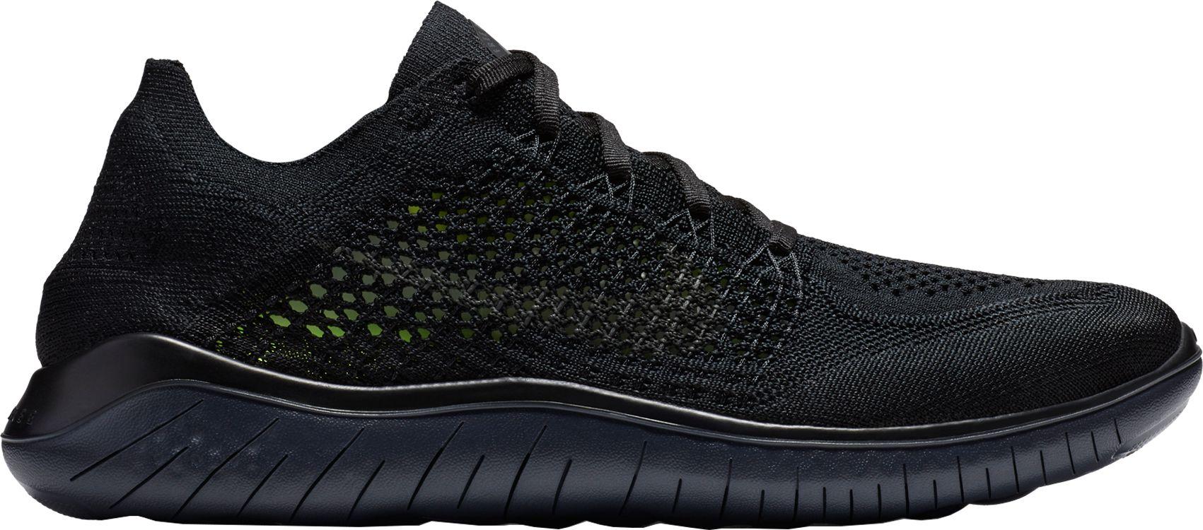 Nike Men's Free Rn Flyknit 2018 Running Shoes by Nike