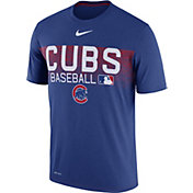 Nike Men's Chicago Cubs Dri-FIT Authentic Collection Legend T-Shirt