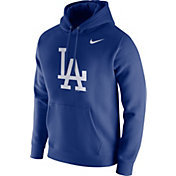 Nike Men's Los Angeles Dodgers Dri-FIT Pullover Hoodie