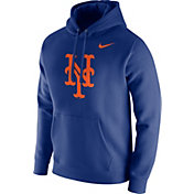 Nike Men's New York Mets Dri-FIT Pullover Hoodie