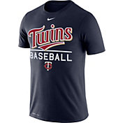 Nike Men's Minnesota Twins Practice T-Shirt