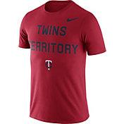 Nike Men's Minnesota Twins Dri-FIT ''Twins Territory'' T-Shirt