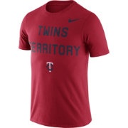 Nike Men's Minnesota Twins Dri-FIT ''Twins Territory'' T-Shirt