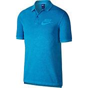 Nike Men's Sportswear Washed Polo