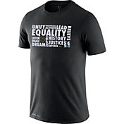 "Nike Men's NBA 2018 Black History Month ""Equality"" Dri-FIT T-Shirt"