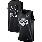 Jordan Men's 2018 NBA All-Star Game Kobe Bryant Black Dri-FIT Swingman Jersey