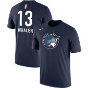 Nike Men's Minnesota Lynx Lindsay Whalen #13 Dri-FIT Navy T-Shirt