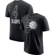 Jordan Men's 2018 NBA All-Star Game Victor Oladipo Dri-FIT Black T-Shirt