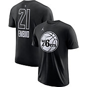 Jordan Men's 2018 NBA All-Star Game Joel Embiid Dri-FIT Black T-Shirt