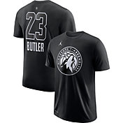Jordan Men's 2018 NBA All-Star Game Jimmy Butler Dri-FIT Black T-Shirt