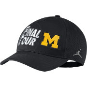 Jordan Men's Michigan Wolverines 2018 Regional Champions L91 Basketball Locker Room Hat