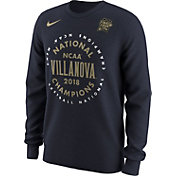 Nike Men's Villanova Wildcats 2018 Men's Basketball National Champions Celebration Long Sleeve T-Shirt
