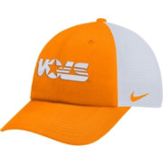 Nike Men's Tennessee Volunteers Tennessee Orange Heritage86 Adjustable Trucker Hat