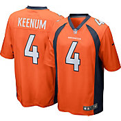 Nike Men's Home Game Jersey Denver Broncos Case Keenum #4