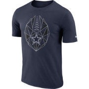 Nike Men's Dallas Cowboys Icon Performance Navy T-Shirt