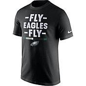 Nike Men's Philadelphia Eagles Local Verbiage Black T-Shirt