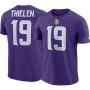 c8218a4b4 19 mens alternate white game football reduced nike mens minnesota vikings  adam thielen 19 pride logo purple t shirt b84e8 c2c42 ...