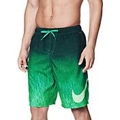 Nike Men's Rush Ombre Breaker Swim Trunks