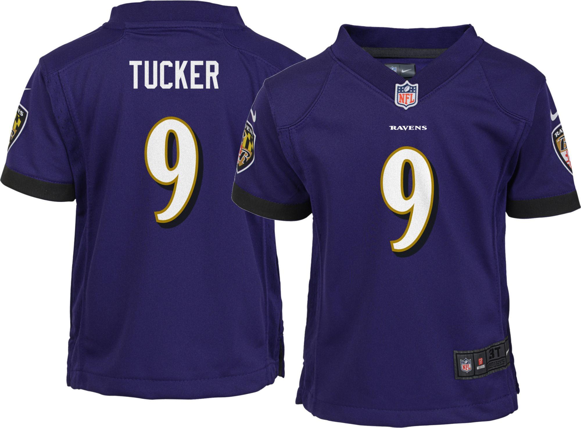 Justin Tucker NFL Jersey