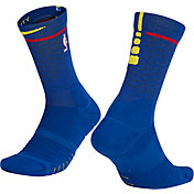 Nike Golden State Warriors City Edition Elite Quick NBA Crew Socks