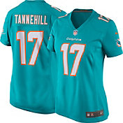 Nike Women's Home Game Jersey Miami Dolphins Ryan Tannehill #17