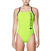 Nike Women's Guard Racerback Swimsuit