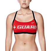 Nike Women's Guard Racerback Swimsuit Top
