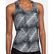 Nike Women's Printed Pure Tank Top