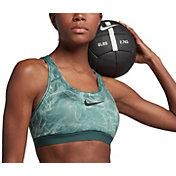 Nike Women's Classic Tulle Mesh Padded Sports Bra