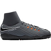 Nike Kids' Hypervenom PhantomX 3 Academy Dynamic Fit TF Soccer Cleats