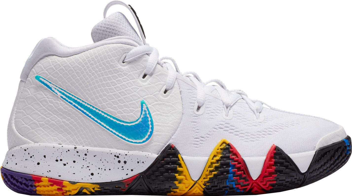 Nike Kids' Grade School Kyrie 4 Basketball Shoes by Nike