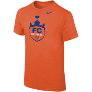 Nike Youth Cincinnati FC Crest Orange T-Shirt