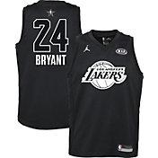 Jordan Youth 2018 NBA All-Star Game Kobe Bryant Black Dri-FIT Swingman Jersey