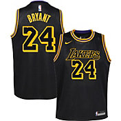 Nike Youth Los Angeles Lakers Kobe Bryant Dri-FIT City Edition Swingman Jersey