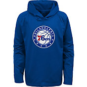 Outerstuff Youth Philadelphia 76ers Royal Pullover Hoodie