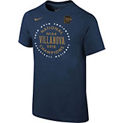 Nike Youth Villanova Wildcats 2018 Men's Basketball National Champions Celebration T-Shirt