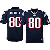 Nike Youth Home Game Jersey New England Patriots Danny Amendola #80