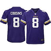 Nike Youth Home Game Jersey Minnesota Vikings Kirk Cousins #8