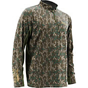 NOMAD Men's NWTF 1/4 Zip Hunting Jacket