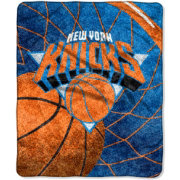Northwest New York Knicks Sherpa Throw