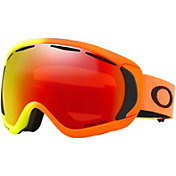 Team Oakley Adult Canopy Harmony Fade Snow Goggles
