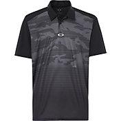 Oakley Men's Deep Rough Camo Golf Polo